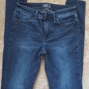 Abercrombie and Fitch Super Skinny Harper Jeans